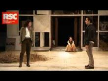 Royal Shakespeare Company - As You Like It, Act 3 Scene 2 - stage scene - NY
