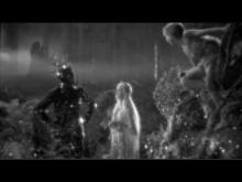 Max Reinhardt's, A Midsummer Nights Dream (1935), Act IV, Scene 1: Oberon and Titania