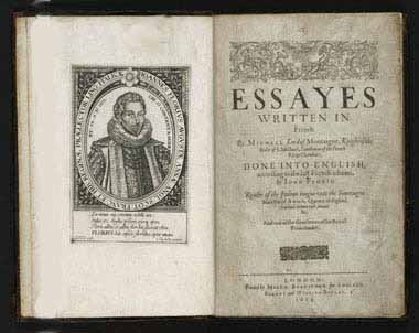 montaignes essays published Help with writing a business plan uk michel de montaigne essays penn state montaignes essays level essays written by expert writers with.