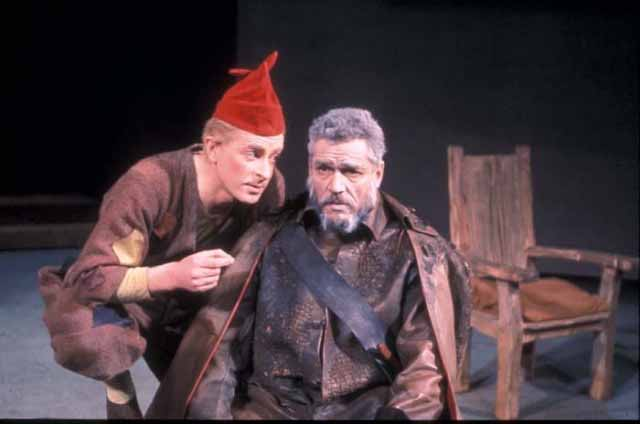 the fool in king lear