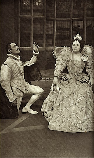 an analysis of the history and production of much ado about nothing Much ado about nothing is a comedic play by william shakespeare thought to have been written in 1598 and 1599,  analysis and criticism  john gielgud and margaret leighton in the 1959 broadway production of much ado about nothing.