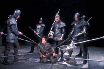 Henry VI, Part 1, Janet Suzman as Joan la Pucelle