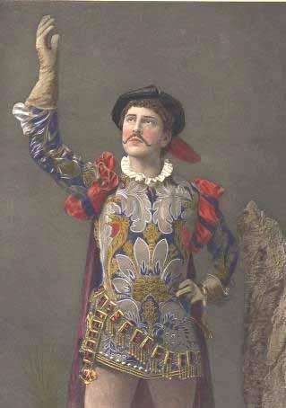 Romeo and Juliet, William Terriss as Romeo, 19th Century