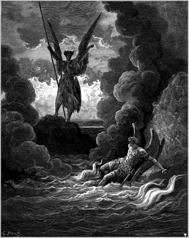Satan in Hell, Paradise Lost Book I