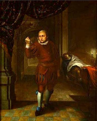 Macbeth: Ferdinand Fleck as Macbeth
