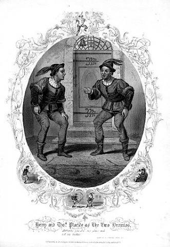 The Comedy of Errors: The Two Dromios