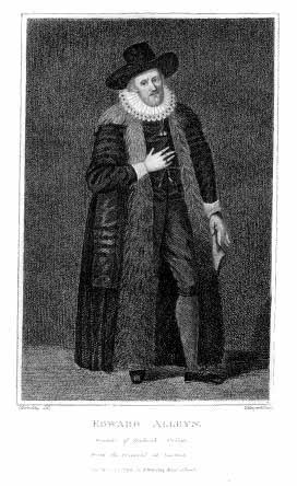 Edward Alleyn (1566-1626)