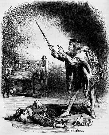 Henry VI, Part 3: King Henry VI is Murdered by Richard of Gloucester