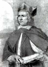 Henry VIII: Henry Harris as Cardinal Wolsey