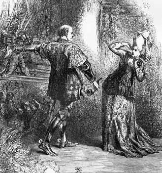 Henry VI, Part 1: The English General Talbot Outmaneuvers the Countess of Auvergne
