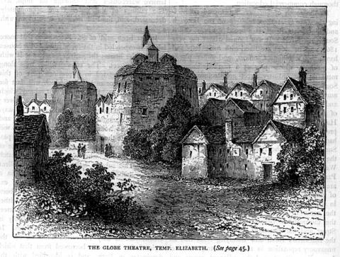 The Globe as Victorians Imagined It