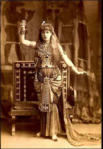 Antony and Cleopatra: Lily Langtry as Cleopatra