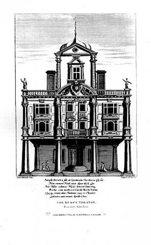 Sir William D'Avenant's Theatre, or the Duke's Theatre, Little Lincoln's Inn Fields