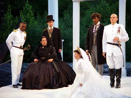 A Midsummer Night's Dream at the Bruns Theatre: California Shakespeare Theatre. 2002.
