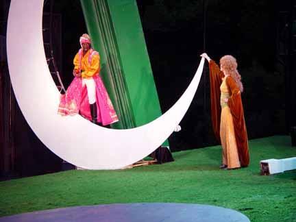 A Midsummer Night's Dream at the Bruns Theatre: California Shakespeare Theatre. 2002.