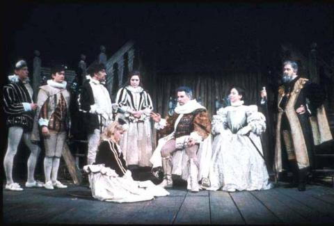 A Midsummer Night's Dream, Royal Shakespeare Company, 1962