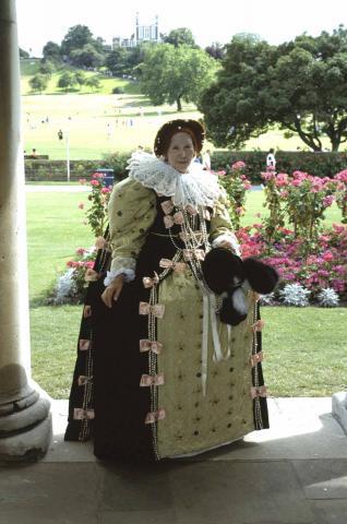 A Modern Queen Elizabeth
