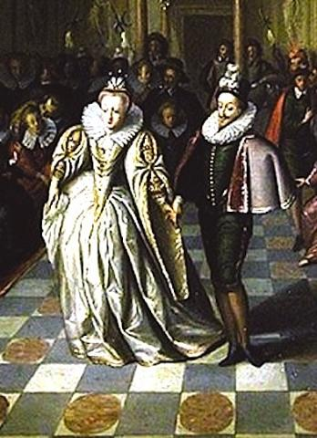 A Wedding at the Valois Court