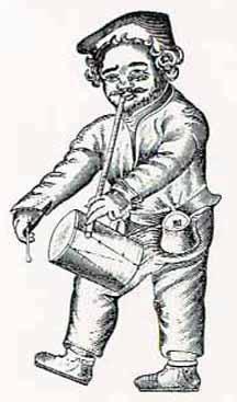 An Elizabethan Fool: Richard Tarlton