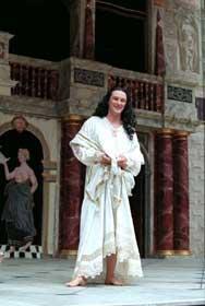 Antony and Cleopatra: Mark Rylance as Cleopatra