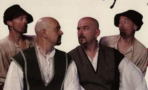 Atlanta Shakespeare Company, Oakbrook, IL, The Comedy of Errors, 2002.