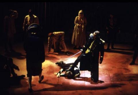 Coriolanus, Royal Shakespeare Company, 1994