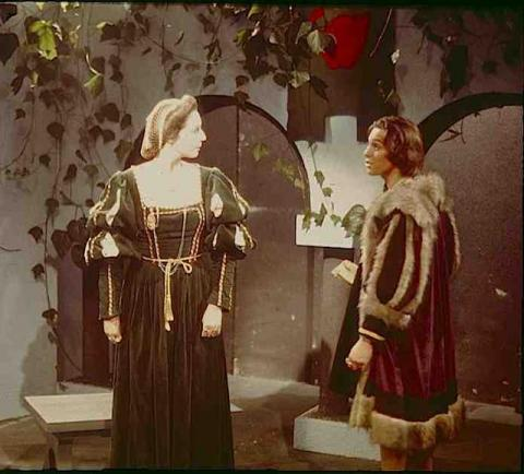 Dark Lady of the Sonnets, Berkeley Shakespeare Program, 1976