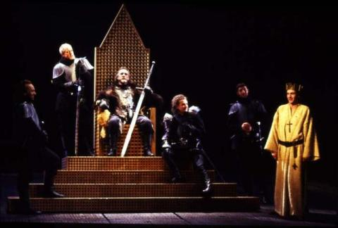 Edward IV (a version of Henry VI Part 3), Royal Shakespeare Company, 1988