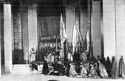 Hamlet, Moscow Art Theatre, 1911