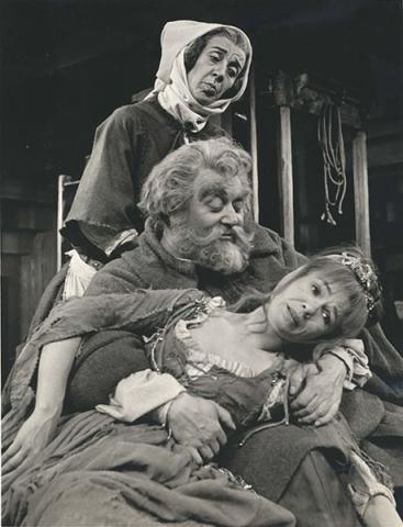 Henry IV, Part 2: Mistress Quickly, Falstaff, and Doll Tearsheet