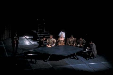 Henry VI, Royal Shakespeare Company, 1963