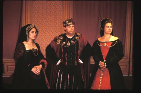 Henry VIII, Berkeley Shakespeare Program, 1990