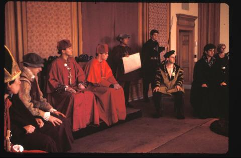 Henry VIII: Berkeley Shakespeare Program, 1990