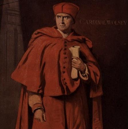 Henry VIII, Herbert Beerbohm Tree as Cardinal Wolsey