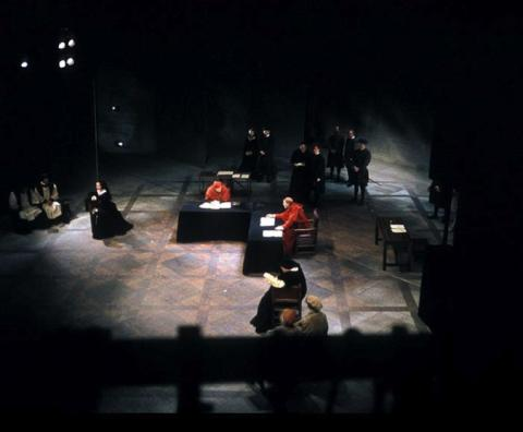 Henry VIII, Royal Shakespeare Company, 1984