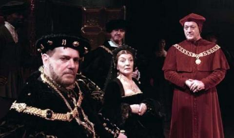 Henry VIII, Royal Shakespeare Company, 1996