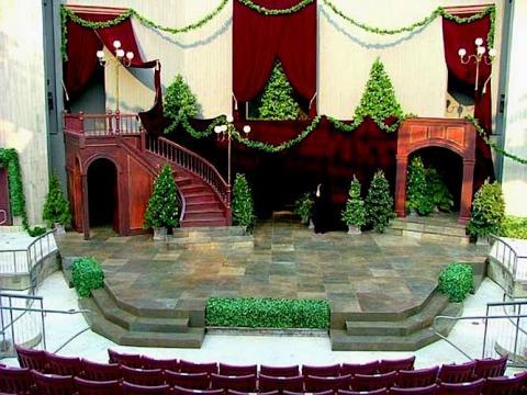 Illinois Shakespeare Festival, 2005, Twelfth Night.