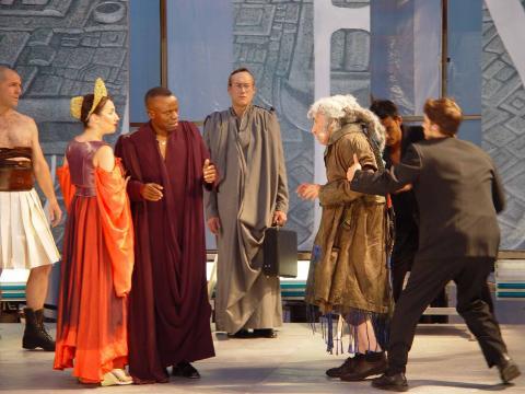 Julius Caesar, California Shakespeare Theatre, 2003