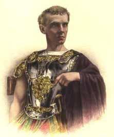 Julius Caesar, Lawrence Barrett (1838-1891) as Cassius