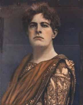 Julius Caesar, R. D. MacLean (1859-1948) as Brutus