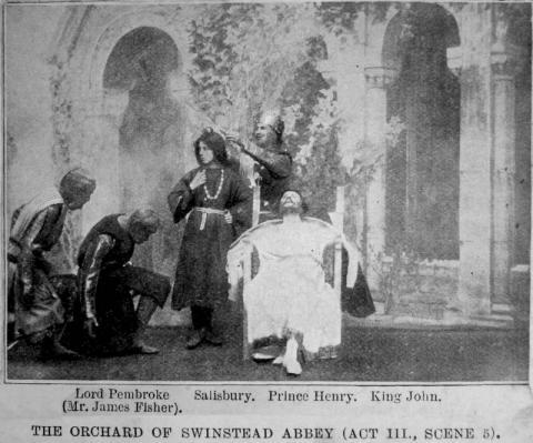 King John: John Lies Dead as Prince Henry is Crowned