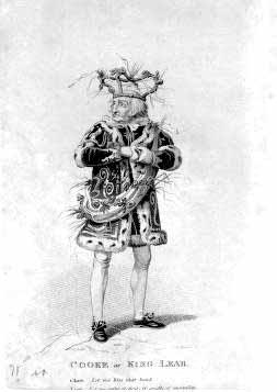 King Lear, 1756 - 1812