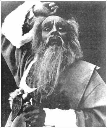 King Lear, Dobrica Milutinovi as King Lear, 1924