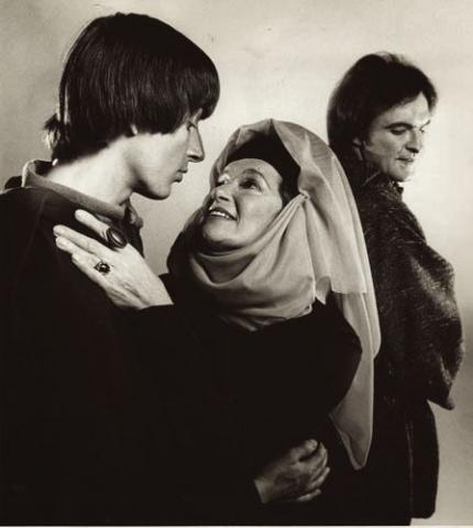 King Lear, Great Lakes Shakespeare Festival, 1974