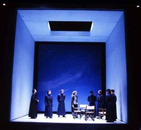 King Lear: John Wood as Lear