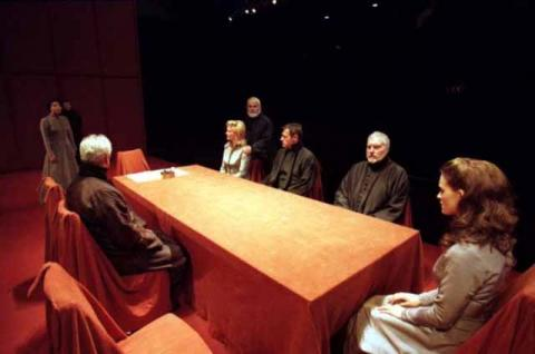 King Lear: National Theatre, London, 1997