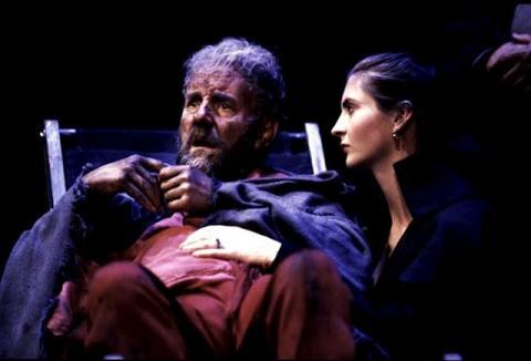 King Lear, Renaissance Theatre Company, 1990