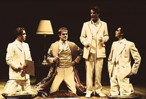 Love's Labour's Lost, Royal Shakespeare Company, 1995