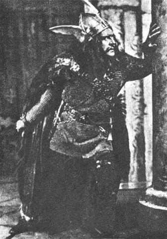 Macbeth, Herbert Beerbohm Tree as Macbeth, 20th Century