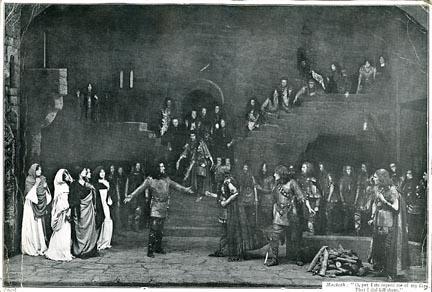Macbeth, Herbert Beerbohm Tree's Production